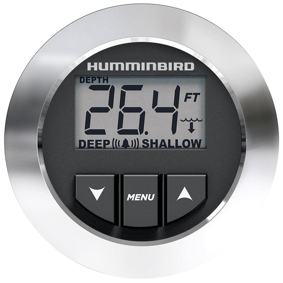 Humminbird HDR 650 Black, White, or Chrome Bezel w/TM Tranducer [407860-1]