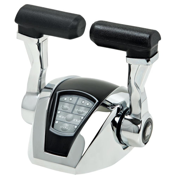 UFlex Power A Electronic Control Package - Dual Engine/Single Station - Mechanical Throttle/Electronic Shift [ME21]