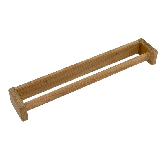 Whitecap Teak Towel Rack - 16