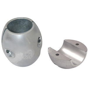 "Tecnoseal X7 Shaft Anode - Zinc - 1-1/2"" Shaft Diameter [X7]"