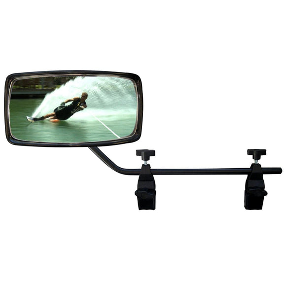 Attwood Clamp-On Ski Mirror - Universal Mount [13066-7]