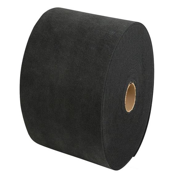 C.E. Smith Carpet Roll - Black - 11