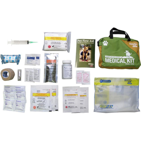 Trail Pro Adventure Bag - Trail Dog First Aid Kit