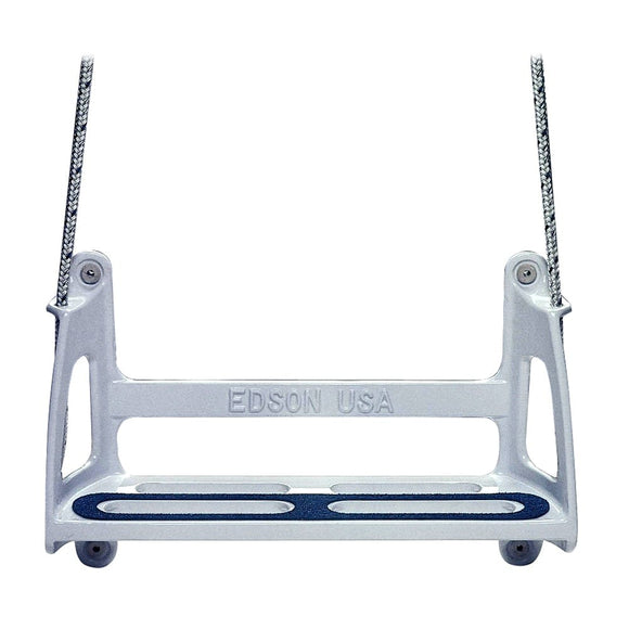 Edson One-Step Boarding Step w/Line [520-14]