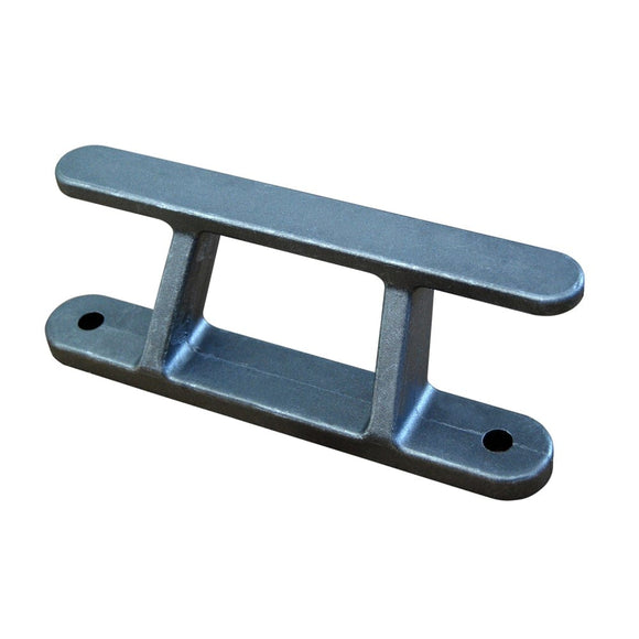 Dock Edge Dock Builders Cleat - Angled Aluminum Rail Cleat - 8
