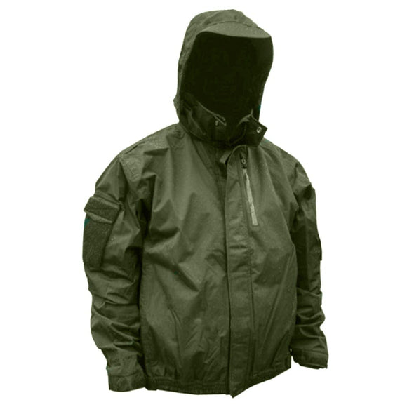 First Watch H20 Tac Jacket - X-Large - Green [MVP-J-G-XL]