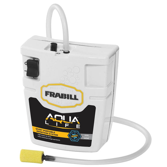 Frabill Whisper Quiet Portable Aerator [14341]