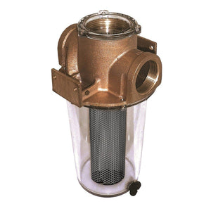 "GROCO ARG-500 Series 1/2"" Raw Water Strainer w/Monel Basket [ARG-500]"