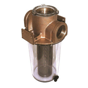"GROCO ARG-750 Series 3/4"" Raw Water Strainer w/Stainless Steel Basket [ARG-750-S]"