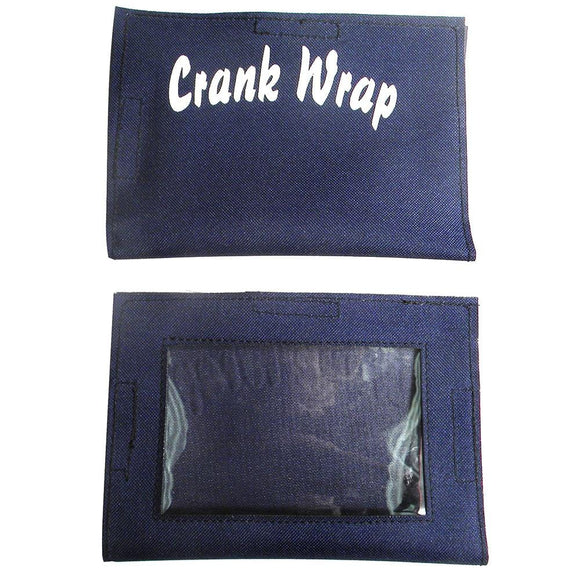 Rod Saver Crank Wrap - 3