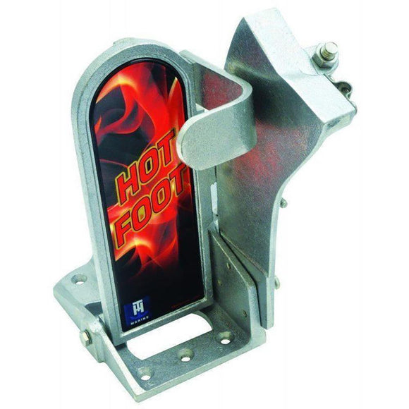 T-H Marine HOT FOOT Pro - Top Load Foot Throttle f/OMC Mercury [HF-1T-DP]