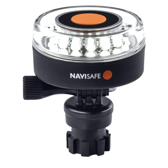 Navisafe Navilight All-White 5 Mode 360 2NM w/Navimount Base [040-1]