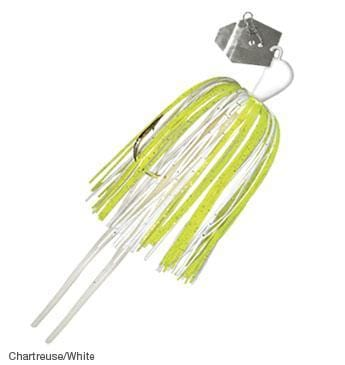 Z-MAN Chatterbait 3-8 Chartreuse-White