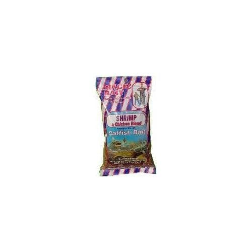 Magic Bait Shrimp-Chicken Blood Bait 10oz
