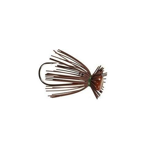 Buckeye Finesse Jigs 1-4oz Brown