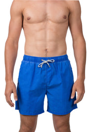 SOLID WALK SHORTS - ROYAL