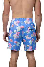 MULTI KOI SWIM SHORTS - MULTI