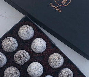 21 pcs French Champagne Truffles