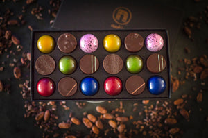 Wild Safe Single Origin Assorted Chocolates