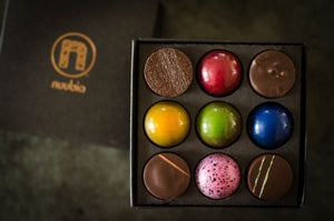 Award Winning Gourmet Artisan Chocolates