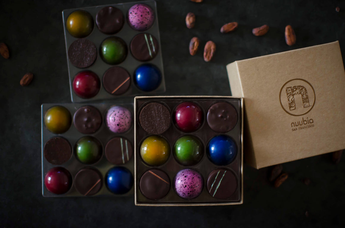 Award Winning Gourmet Artisan Dark Chocolates