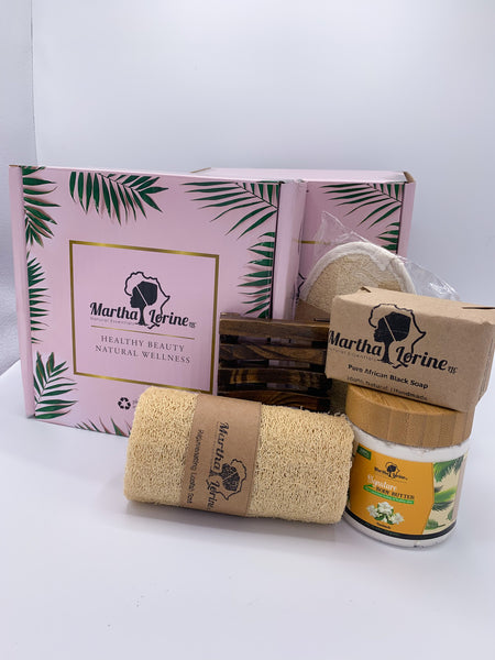 Signature Self-Care Bundle Set