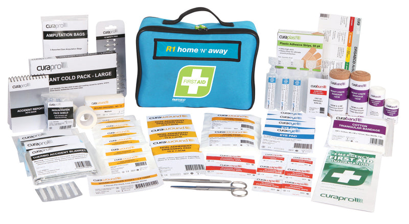 Home and Away First Aid Kit - WHS Compliant