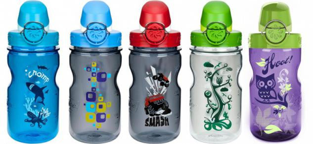 Nalgene On the Fly (OTF) Kids Leak Proof Water Bottle - Aussie Storm Shop ABN 38906576992