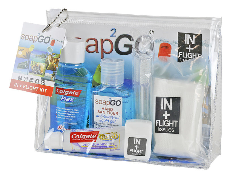 Travel & Emergency Hygiene Kit