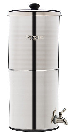 Propur Traveler Water & Fluoride Filter 6.6L (Total 13.2L)
