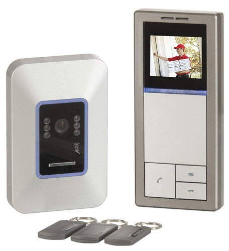 2.5 LCD Video Door phone with RFID access - Aussie Storm Shop ABN 38906576992