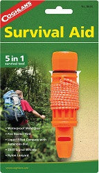 Survival Aid 5-in-1 tool