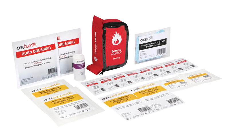 Burn Module First Aid Kit - Aussie Storm Shop ABN 38906576992
