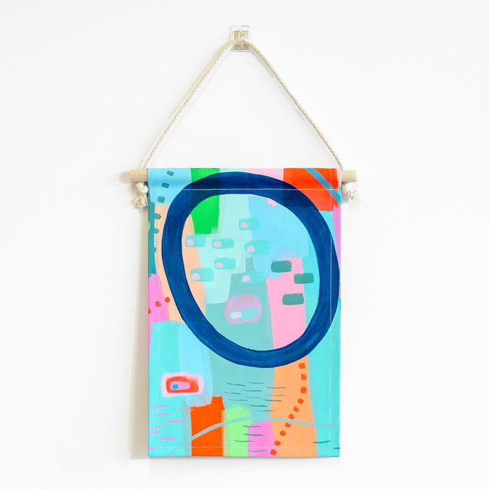 Inkling 'Colour Block' Mini Canvas