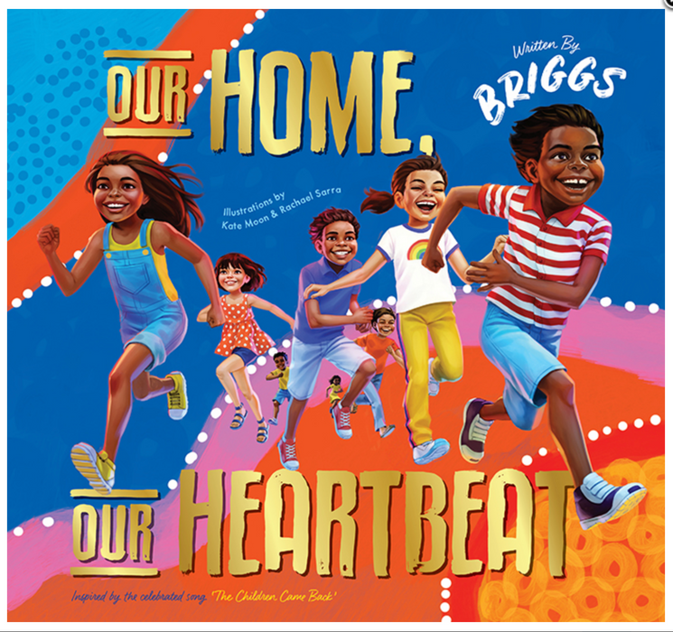 Our Home, Our Heartbeat Briggs Book