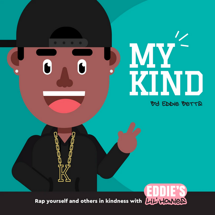 "Eddie's Lil Homies ""My Kind"" Book"