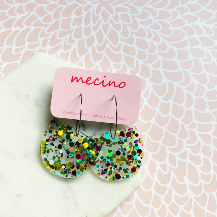 Mecino Bloom Party Mix Earrings