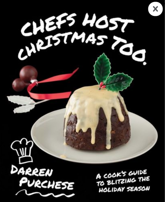 Chefs Host Christmas Too Cookbook