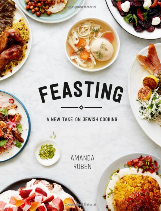 Feasting: A New Take on Jewish Cooking Hardcover