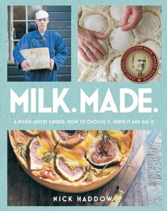 Milk. Made. Hardcover Book