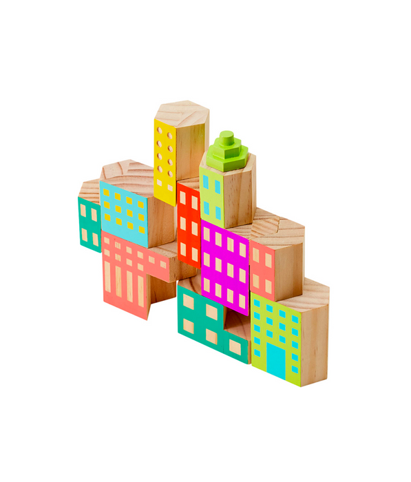 Blockitecture Deco Classic Set Building Blocks