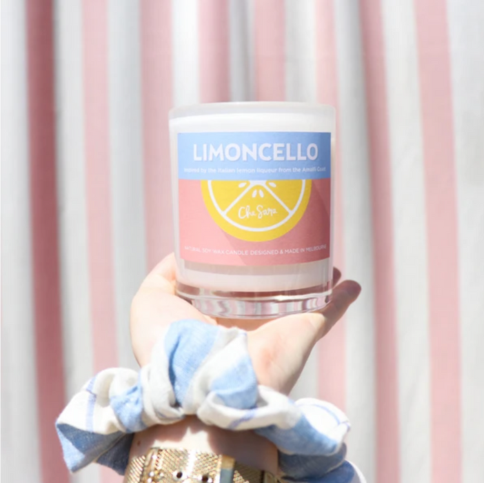 Che Sara Limoncello (Lemon) Soy Wax Candle Soy Wax Candle