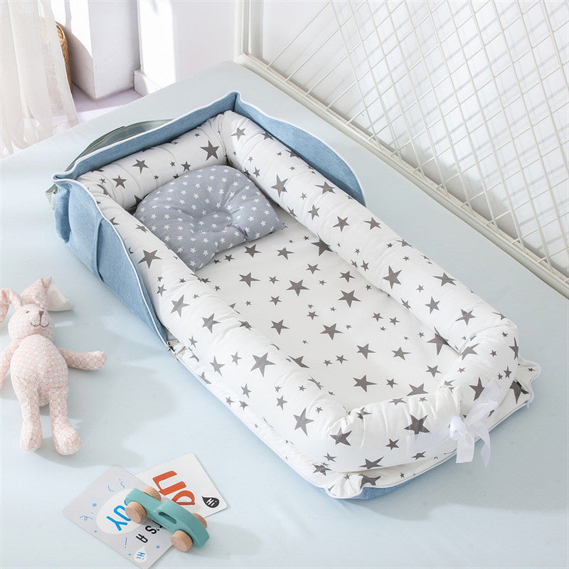 Portable Baby Bed & Lounger