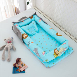 Open image in slideshow, Portable Baby Bed & Lounger