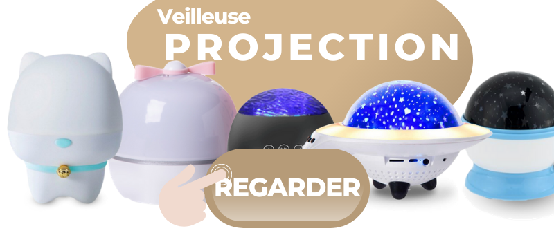 Collection Veilleuse Projection