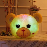 Veilleuse Peluche Coussin Ours