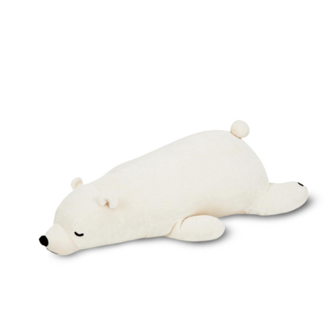 Veilleuse Peluche Ours Polaire
