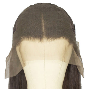 1B/30 Highlight Color 13X6 Lace Wig Silky Straight