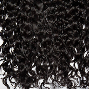 Remy Virgin Hair 13x4 Lace Frontal Water Wave