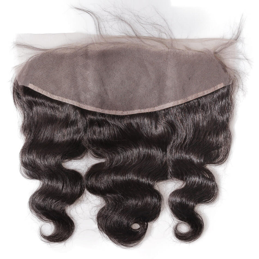 Remy Virgin Hair 13x4 Lace Frontal Body Wave